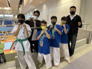 空手Jr.チャンピオンズカップ
